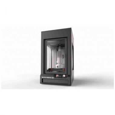 czarna drukarka 3d